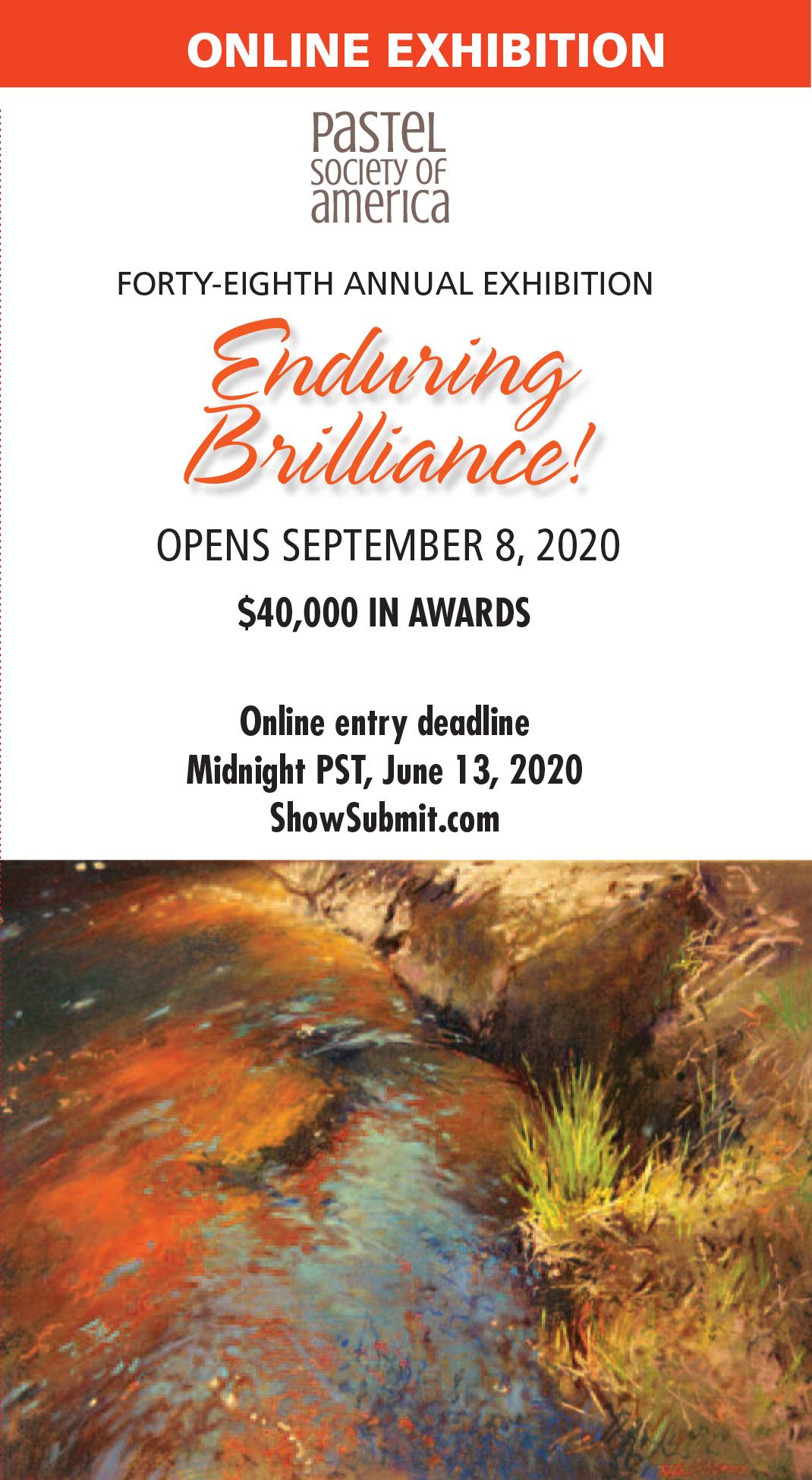 Enduring Brilliance! Exhibition ONLINE