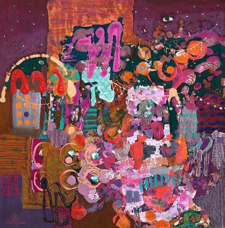 Exploring Expressionism and Abstraction Halla Shafey PSA, PS
