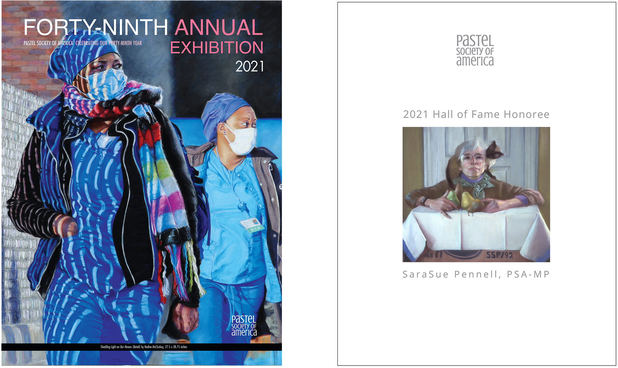 Annual Catalog and Hall of Fame Monograph